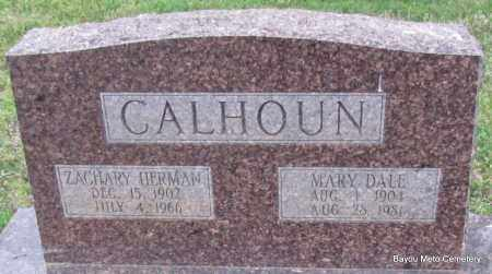 CALHOUN, MARY DALE - Pulaski County, Arkansas | MARY DALE CALHOUN - Arkansas Gravestone Photos