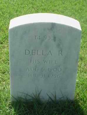CALK, DELLA R - Pulaski County, Arkansas | DELLA R CALK - Arkansas Gravestone Photos