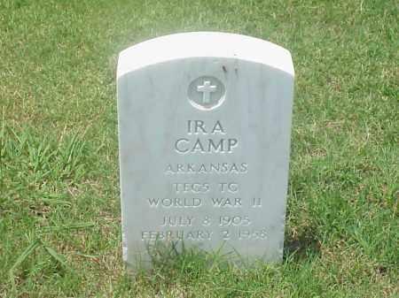 CAMP (VETERAN WWII), IRA - Pulaski County, Arkansas | IRA CAMP (VETERAN WWII) - Arkansas Gravestone Photos