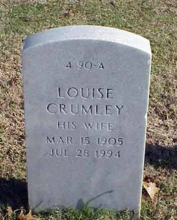 CRUMLEY CAMPBELL, LOUISE - Pulaski County, Arkansas | LOUISE CRUMLEY CAMPBELL - Arkansas Gravestone Photos