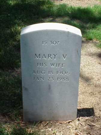 CAMPBELL, MARY V - Pulaski County, Arkansas   MARY V CAMPBELL - Arkansas Gravestone Photos