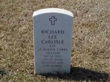 CARLISLE (VETERAN VIET), RICHARD LEE - Pulaski County, Arkansas | RICHARD LEE CARLISLE (VETERAN VIET) - Arkansas Gravestone Photos