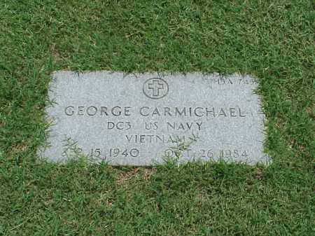 CARMICHAEL (VETERAN VIET), GEORGE - Pulaski County, Arkansas | GEORGE CARMICHAEL (VETERAN VIET) - Arkansas Gravestone Photos