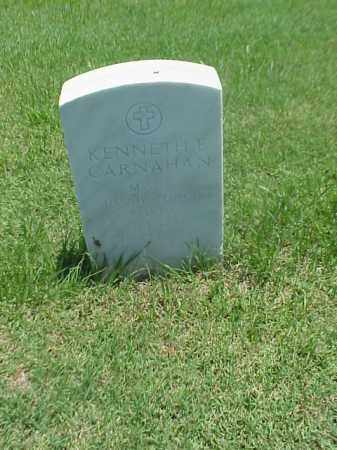 CARNAHAN (VETERAN 2 WARS), KENNETH E - Pulaski County, Arkansas | KENNETH E CARNAHAN (VETERAN 2 WARS) - Arkansas Gravestone Photos