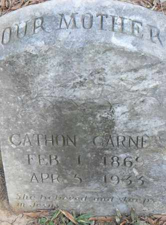CARNE, CATHON - Pulaski County, Arkansas | CATHON CARNE - Arkansas Gravestone Photos
