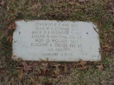 COTHAM (VETERAN WWII), JESS W - Pulaski County, Arkansas | JESS W COTHAM (VETERAN WWII) - Arkansas Gravestone Photos