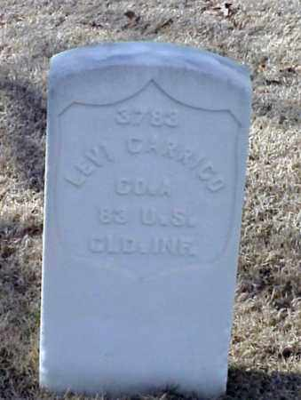 CARRICO (VETERAN UNION), LEVI - Pulaski County, Arkansas | LEVI CARRICO (VETERAN UNION) - Arkansas Gravestone Photos