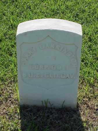 CARRINGTON (VETERAN UNION), HARRY - Pulaski County, Arkansas | HARRY CARRINGTON (VETERAN UNION) - Arkansas Gravestone Photos