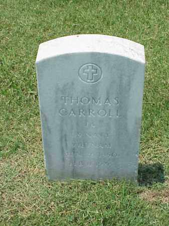CARROLL (VETERAN VIET), THOMAS - Pulaski County, Arkansas | THOMAS CARROLL (VETERAN VIET) - Arkansas Gravestone Photos