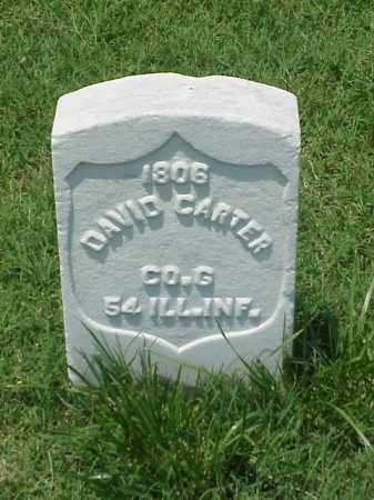 CARTER (VETERAN UNION), DAVID - Pulaski County, Arkansas   DAVID CARTER (VETERAN UNION) - Arkansas Gravestone Photos