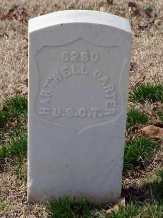 CARTER (VETERAN UNION), HARTWELL - Pulaski County, Arkansas | HARTWELL CARTER (VETERAN UNION) - Arkansas Gravestone Photos