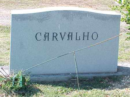 CARVALHO FAMILY STONE,  - Pulaski County, Arkansas |  CARVALHO FAMILY STONE - Arkansas Gravestone Photos