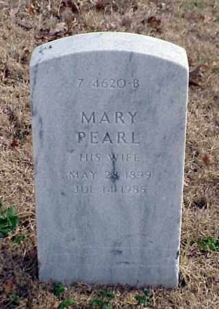 CASEY, MARY PEARL - Pulaski County, Arkansas | MARY PEARL CASEY - Arkansas Gravestone Photos