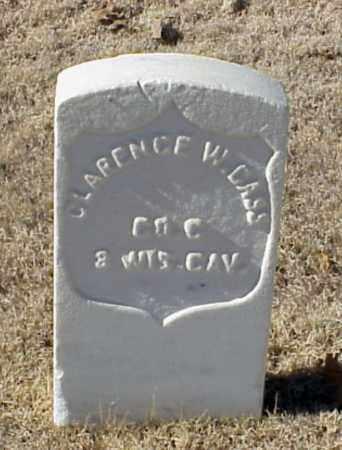 CASS (VETERAN UNION), CLARENCE - Pulaski County, Arkansas   CLARENCE CASS (VETERAN UNION) - Arkansas Gravestone Photos
