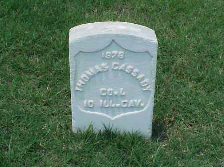 CASSADY (VETERAN UNION), THOMAS - Pulaski County, Arkansas | THOMAS CASSADY (VETERAN UNION) - Arkansas Gravestone Photos