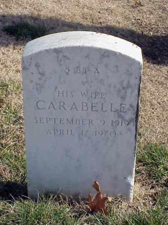 CASSTEVENS, CARABELLE - Pulaski County, Arkansas   CARABELLE CASSTEVENS - Arkansas Gravestone Photos