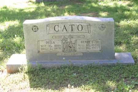 CATO, DELLA - Pulaski County, Arkansas   DELLA CATO - Arkansas Gravestone Photos