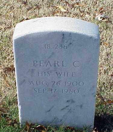 CATO, PEARL C - Pulaski County, Arkansas | PEARL C CATO - Arkansas Gravestone Photos