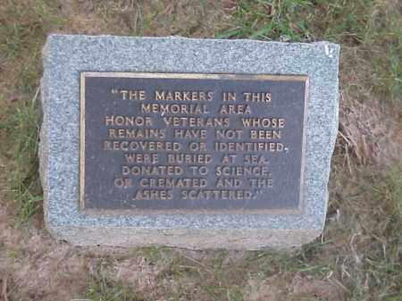 *CENOTAPH MEMORIAL,  - Pulaski County, Arkansas |  *CENOTAPH MEMORIAL - Arkansas Gravestone Photos