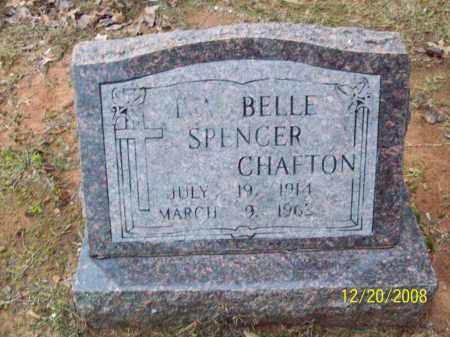 CHAFTON, IVA BELLE - Pulaski County, Arkansas | IVA BELLE CHAFTON - Arkansas Gravestone Photos
