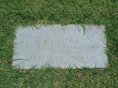 CHAMBERLAIN, MARCEY I - Pulaski County, Arkansas | MARCEY I CHAMBERLAIN - Arkansas Gravestone Photos
