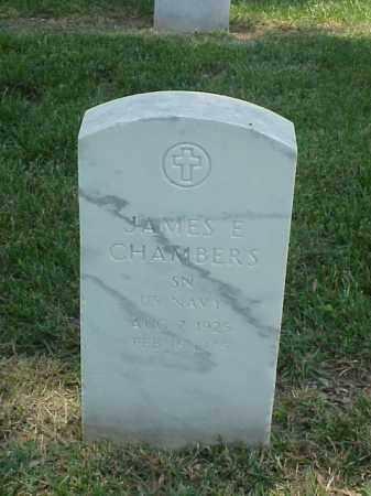 CHAMBERS (VETERAN KOR), JAMES E - Pulaski County, Arkansas   JAMES E CHAMBERS (VETERAN KOR) - Arkansas Gravestone Photos
