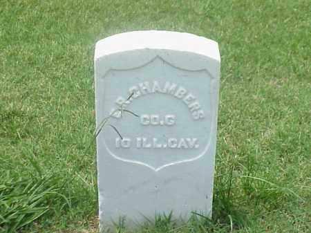 CHAMBERS (VETERAN UNION), EDWARD R - Pulaski County, Arkansas   EDWARD R CHAMBERS (VETERAN UNION) - Arkansas Gravestone Photos