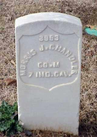 CHANDLER (VETERAN UNION), MORRIS J - Pulaski County, Arkansas | MORRIS J CHANDLER (VETERAN UNION) - Arkansas Gravestone Photos