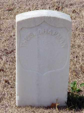CHAPMAN (VETERAN UNION), THOMAS - Pulaski County, Arkansas | THOMAS CHAPMAN (VETERAN UNION) - Arkansas Gravestone Photos