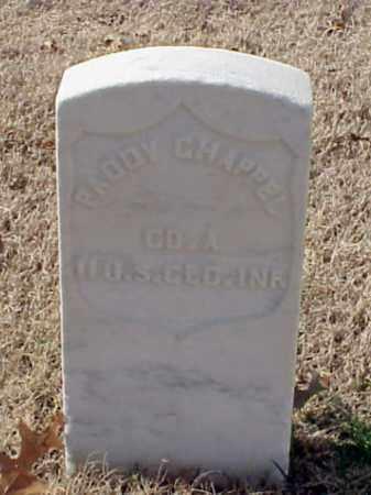 CHAPPEL (VETERAN UNION), PADDY - Pulaski County, Arkansas | PADDY CHAPPEL (VETERAN UNION) - Arkansas Gravestone Photos