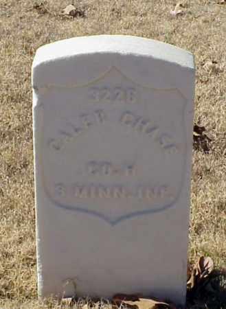CHASE (VETERAN UNION), CALEB - Pulaski County, Arkansas | CALEB CHASE (VETERAN UNION) - Arkansas Gravestone Photos