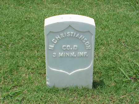CHRISTIANSON (VETERAN UNION), MICHAEL - Pulaski County, Arkansas | MICHAEL CHRISTIANSON (VETERAN UNION) - Arkansas Gravestone Photos