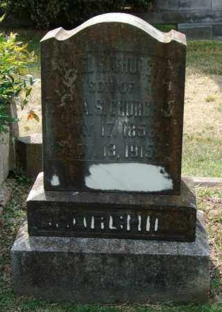 CHURCHILL, SAMUEL J. - Pulaski County, Arkansas | SAMUEL J. CHURCHILL - Arkansas Gravestone Photos
