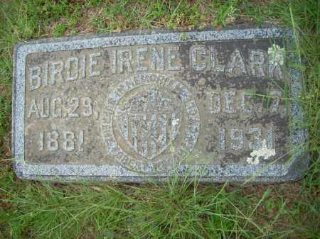 JAMES CLARK, BIRDIE - Pulaski County, Arkansas   BIRDIE JAMES CLARK - Arkansas Gravestone Photos