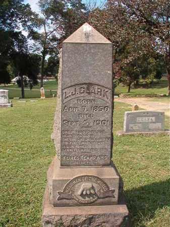 CLARK, L J - Pulaski County, Arkansas | L J CLARK - Arkansas Gravestone Photos