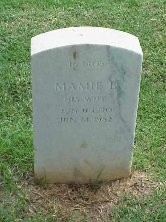 CLARK, MAMIE B - Pulaski County, Arkansas   MAMIE B CLARK - Arkansas Gravestone Photos