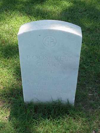 CLARK (VETERAN WWII), ROOSEVELT - Pulaski County, Arkansas | ROOSEVELT CLARK (VETERAN WWII) - Arkansas Gravestone Photos