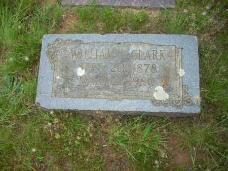 CLARK, WILLIAM - Pulaski County, Arkansas | WILLIAM CLARK - Arkansas Gravestone Photos