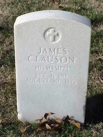 CLAUSON (VETERAN UNION), JAMES - Pulaski County, Arkansas   JAMES CLAUSON (VETERAN UNION) - Arkansas Gravestone Photos