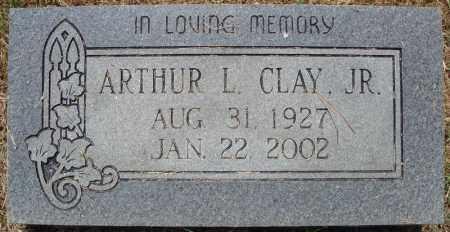 CLAY, JR., ARTHUR L. - Pulaski County, Arkansas | ARTHUR L. CLAY, JR. - Arkansas Gravestone Photos