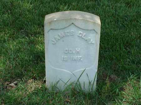 CLAY (VETERAN UNION), JAMES - Pulaski County, Arkansas | JAMES CLAY (VETERAN UNION) - Arkansas Gravestone Photos