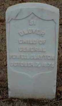 CLAYTON, GLOVER - Pulaski County, Arkansas | GLOVER CLAYTON - Arkansas Gravestone Photos