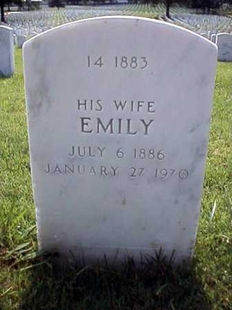 CLAYTOR, EMILY - Pulaski County, Arkansas | EMILY CLAYTOR - Arkansas Gravestone Photos