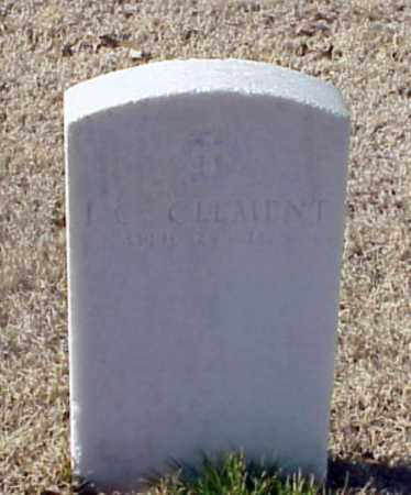 CLEMENT, I C - Pulaski County, Arkansas | I C CLEMENT - Arkansas Gravestone Photos