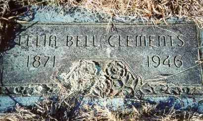 CLEMENTS, LELIA BELL - Pulaski County, Arkansas | LELIA BELL CLEMENTS - Arkansas Gravestone Photos