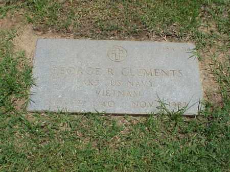 CLEMENTS (VETERAN VIET), GEORGE R - Pulaski County, Arkansas   GEORGE R CLEMENTS (VETERAN VIET) - Arkansas Gravestone Photos