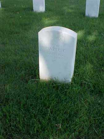 CLEVELAND, HAZEL C - Pulaski County, Arkansas | HAZEL C CLEVELAND - Arkansas Gravestone Photos