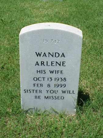 CLOWERS, WANDA ARLENE - Pulaski County, Arkansas | WANDA ARLENE CLOWERS - Arkansas Gravestone Photos