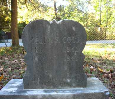 COBB, MELBA J - Pulaski County, Arkansas   MELBA J COBB - Arkansas Gravestone Photos