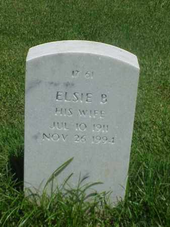 COIL, ELSIE B - Pulaski County, Arkansas | ELSIE B COIL - Arkansas Gravestone Photos